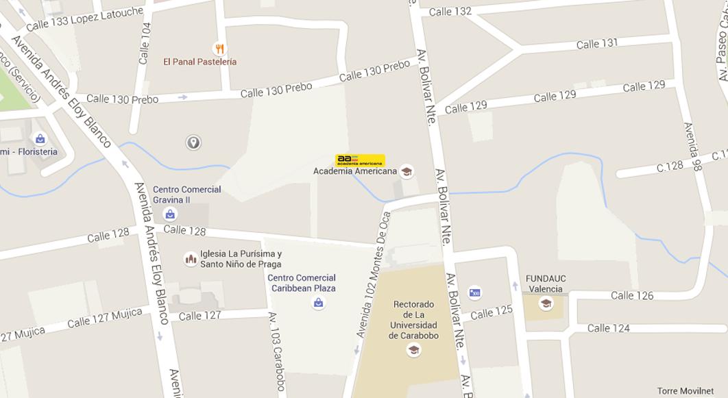 VALENCIA Av. Bolívar Norte, Torre Exterior, Piso 2, Mezzanina , Frente a Wendy Telfs: 0241-821.12.01 / 41.74